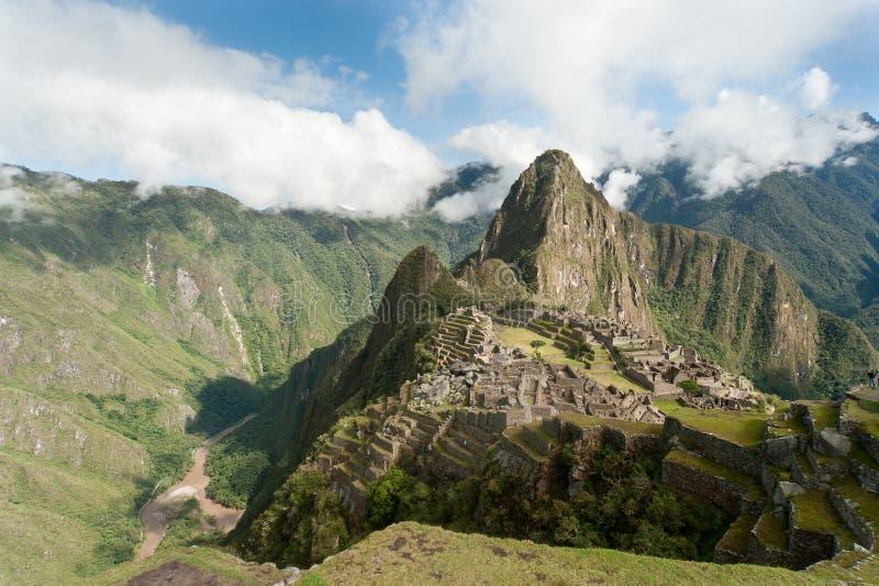 Machu Picchu zdjęcie royalty free