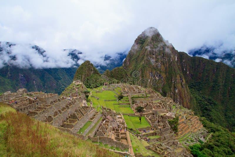 Download Machu Picchu stock foto. Afbeelding bestaande uit bergen - 29511754