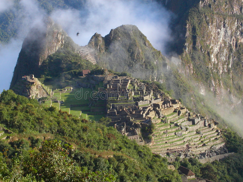 Machu Picchu fotos de stock royalty free