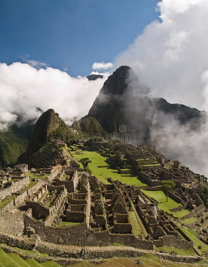 Download Machu Picchu stock image. Image of destination, historic - 3357243
