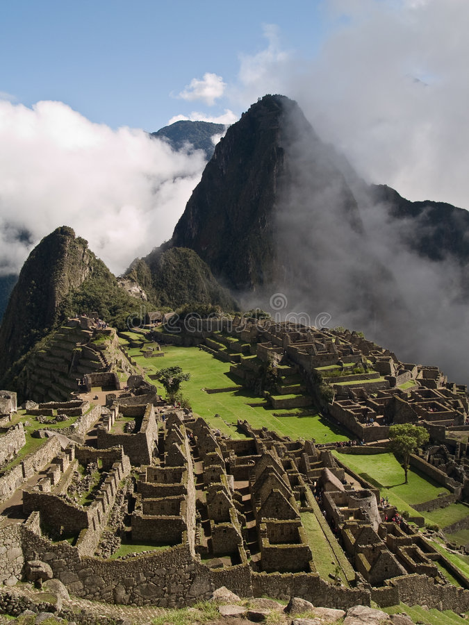 Machu Picchu imágenes de archivo libres de regalías