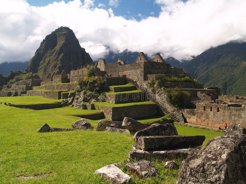 Download Machu Picchu stock image. Image of andes, america, inca - 3515649