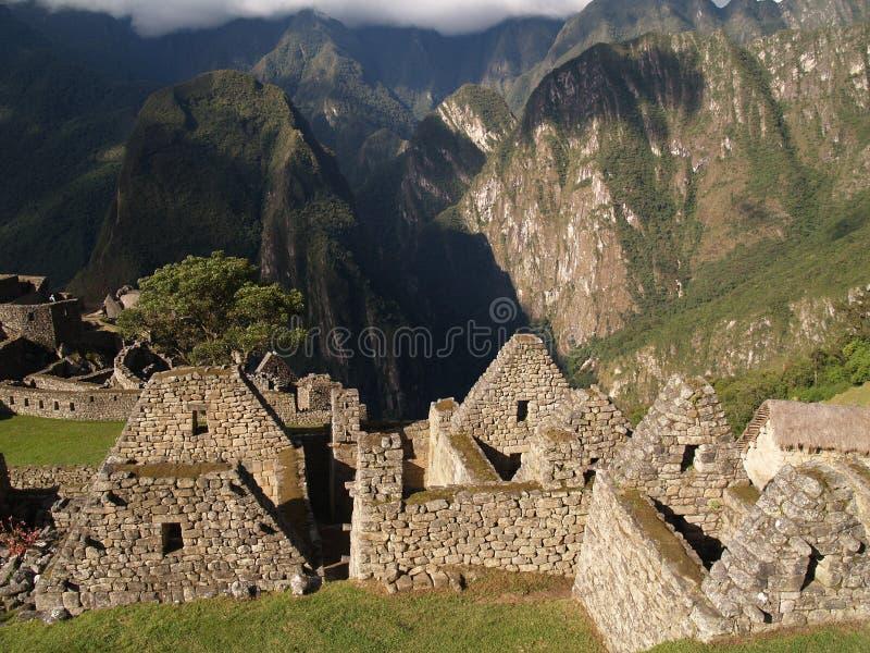 Download Machu Picchu stock photo. Image of landmark, picchu, cloud - 3515776