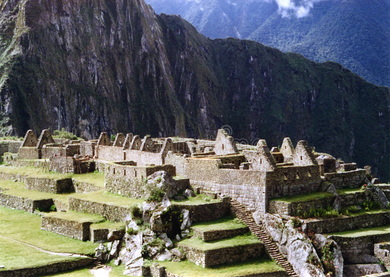 Machu Picchu fotos de stock royalty free