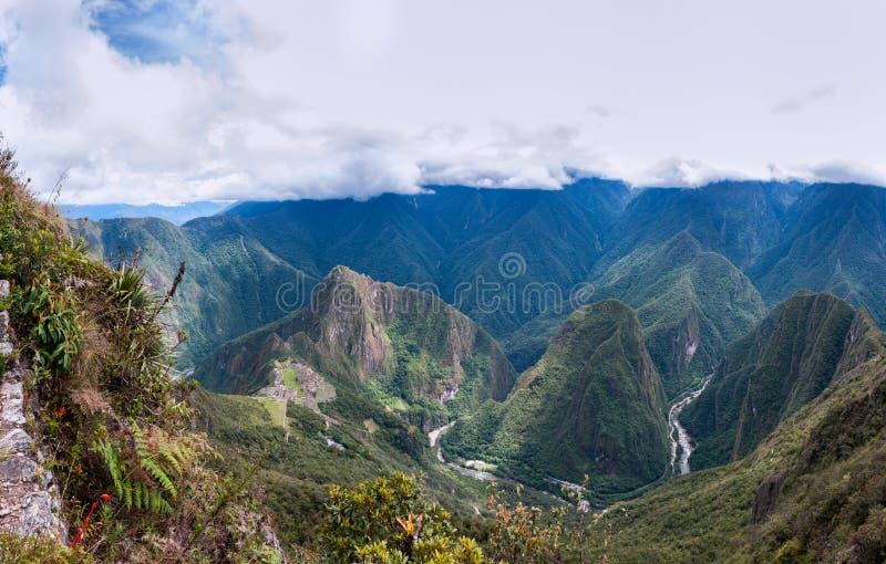Machu Picchu images libres de droits