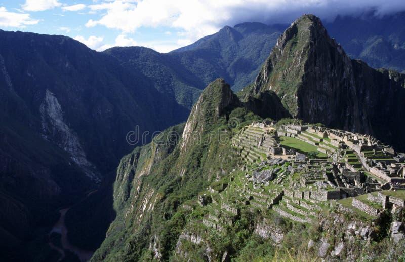 Download Machu Picchu stock image. Image of holiday, america, peru - 461287