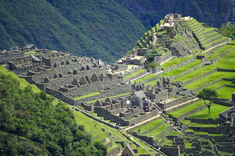 Machu Picchu fotografering för bildbyråer