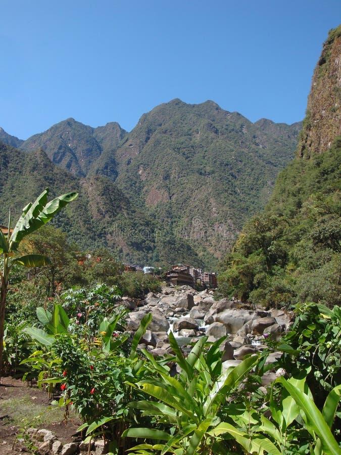 Machu Picchu photos libres de droits