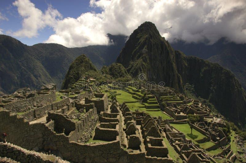 Machu Picchu royalty-vrije stock fotografie