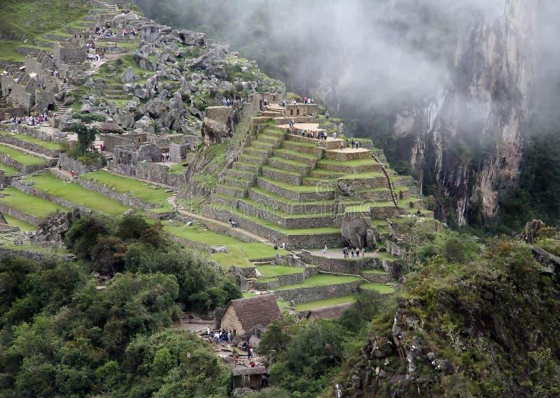 Machu Picchu foto de stock