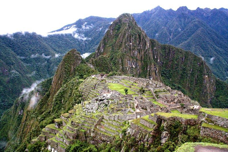 Machu Picchu imagem de stock