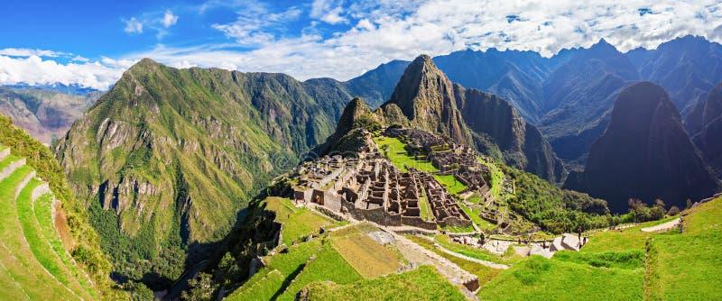 Machu Picchu imagens de stock royalty free