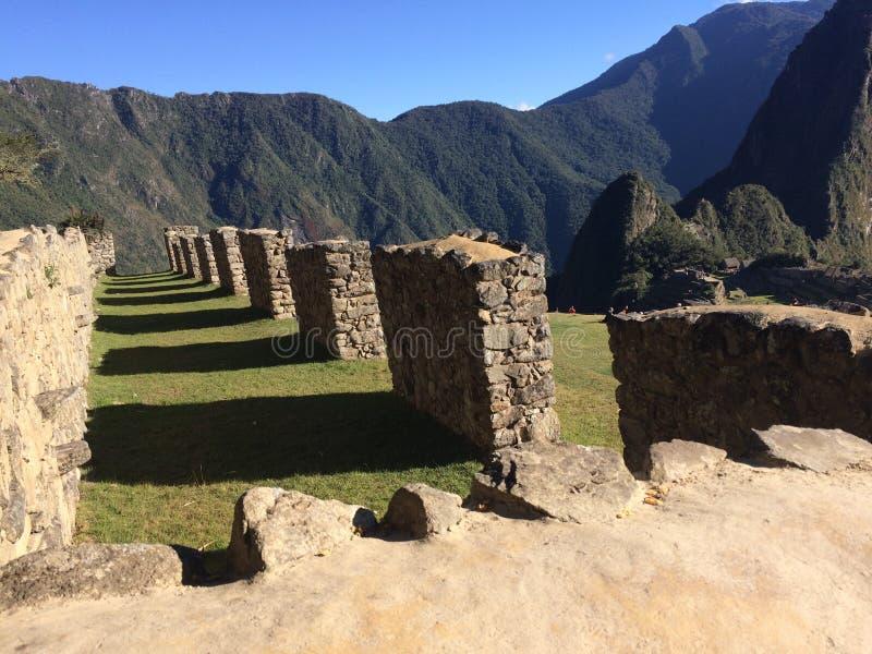 Machu Picchu стоковые фотографии rf