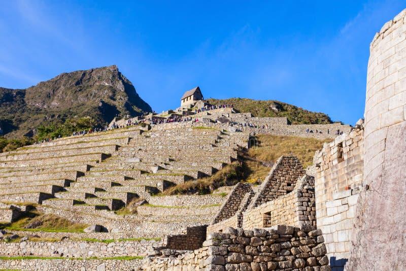 Machu Picchu 免版税图库摄影