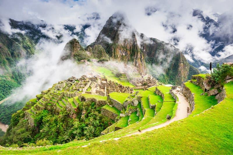 Machu Picchu, Cusco - Per? fotografie stock libere da diritti
