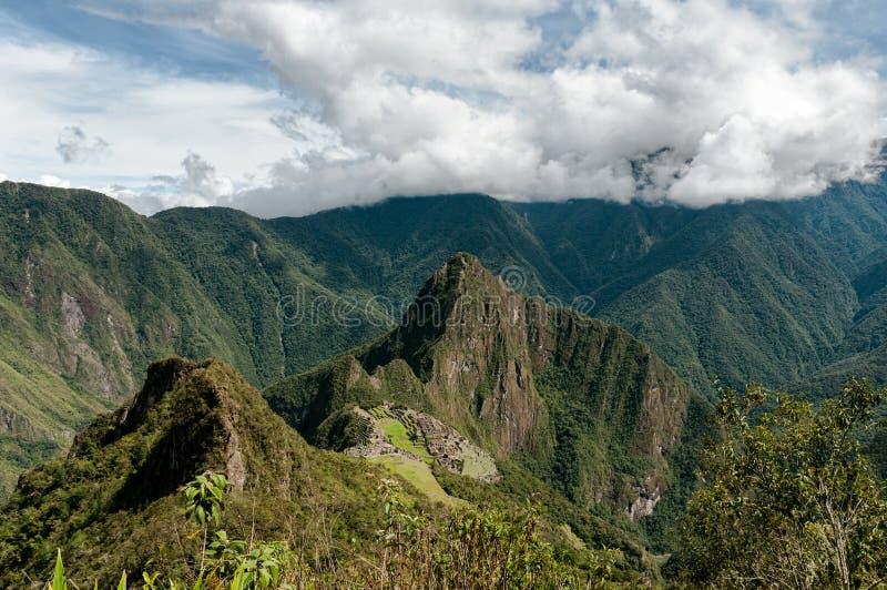 Machu Picchu, Cuzco, Pérou photo stock