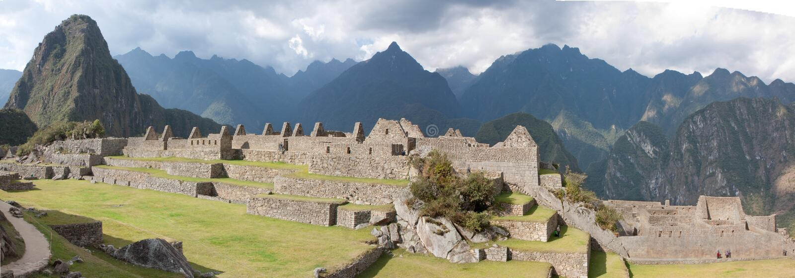 Download Machu Picchu, Eastern Urban Sector Royalty Free Stock Photography - Image: 33091787