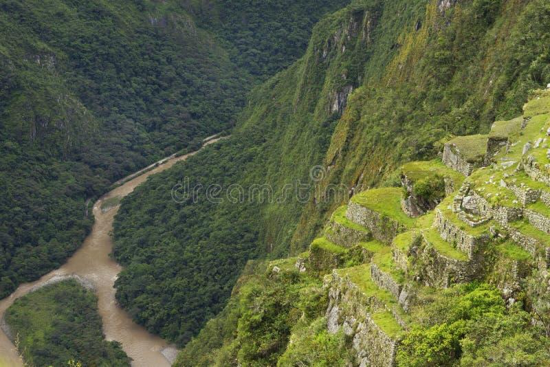 Machu Picchu, Mecque de chaque voyageur photo stock