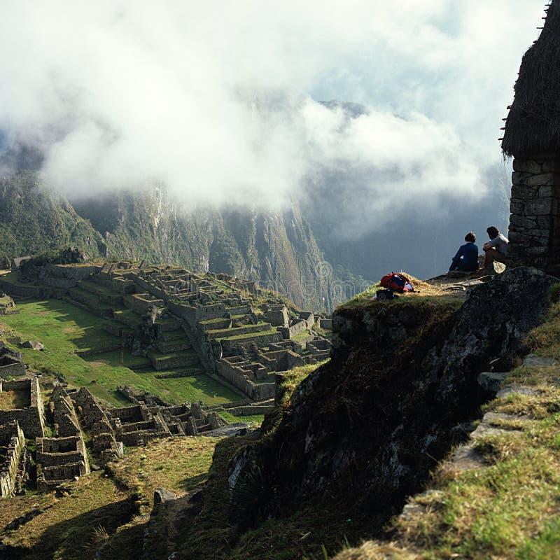 Download Machu Picchu morgonsikt redaktionell arkivfoto. Bild av berg - 27283913