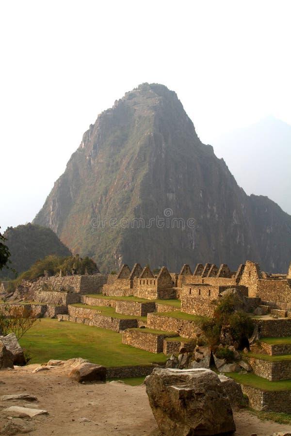 Machu Picchu (Pérou) photographie stock libre de droits