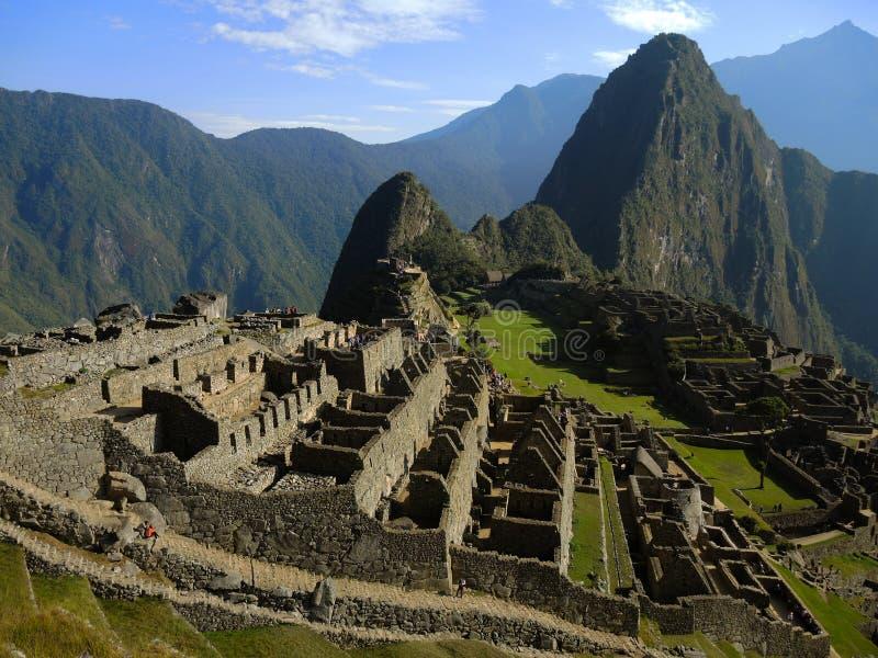 Download Machu Picchu, Pérou photo éditorial. Image du ville, brouillard - 77156156