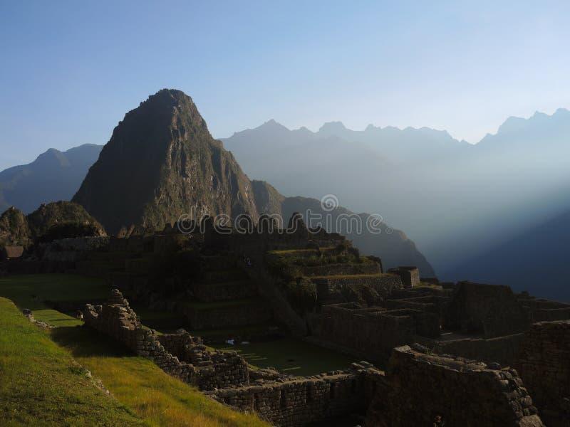 Download Machu Picchu, Pérou photo stock. Image du juillet, destination - 77157978
