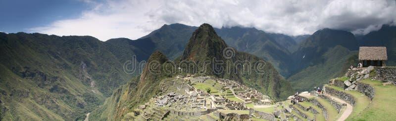 Machu Picchu, Perù (XXL) fotografie stock