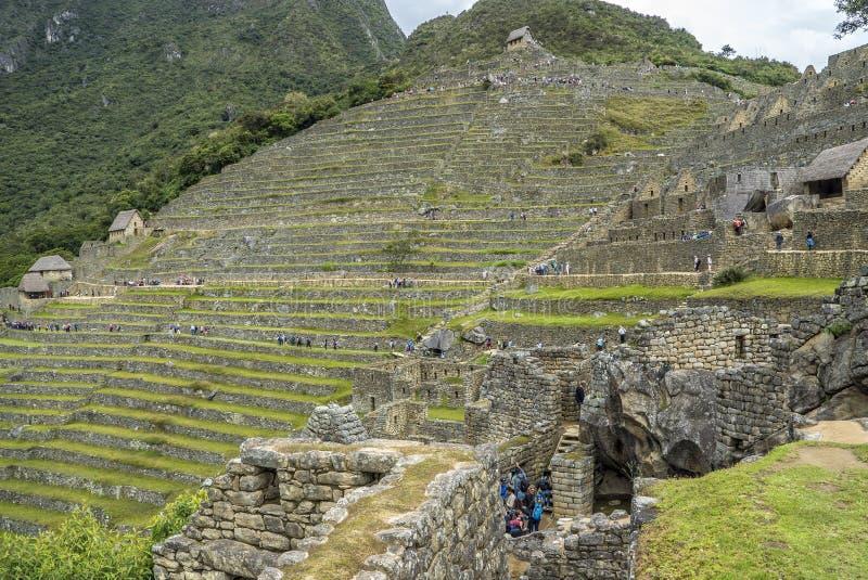 Machu Picchu Perú fotos de archivo libres de regalías
