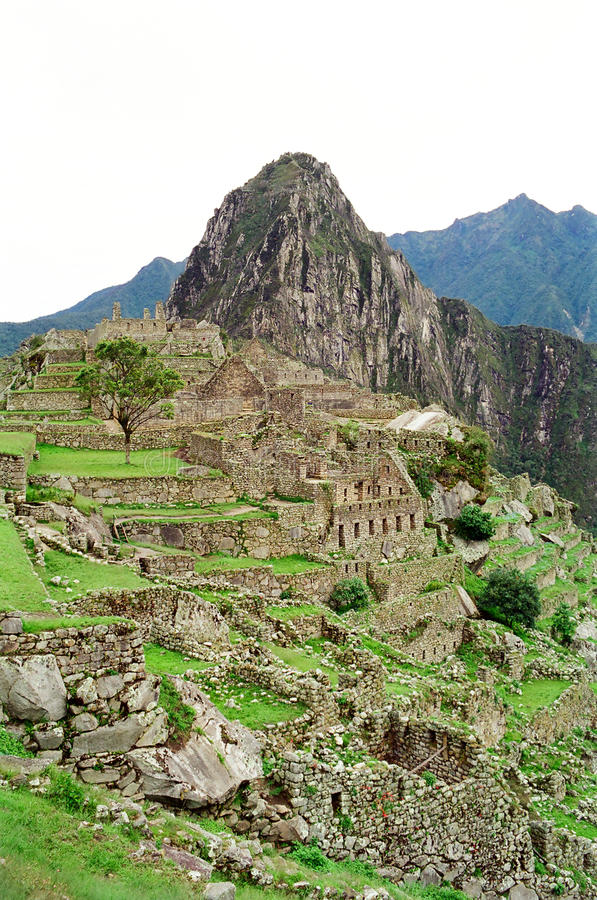 Download Machu Picchu, Peru stock image. Image of landmark, andes - 12883289