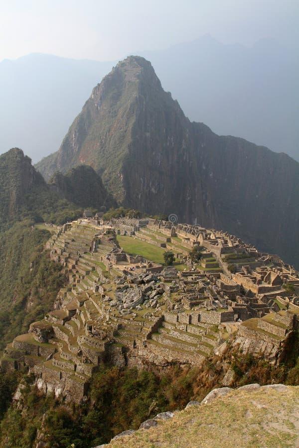 Machu Picchu (Peru) royalty free stock images