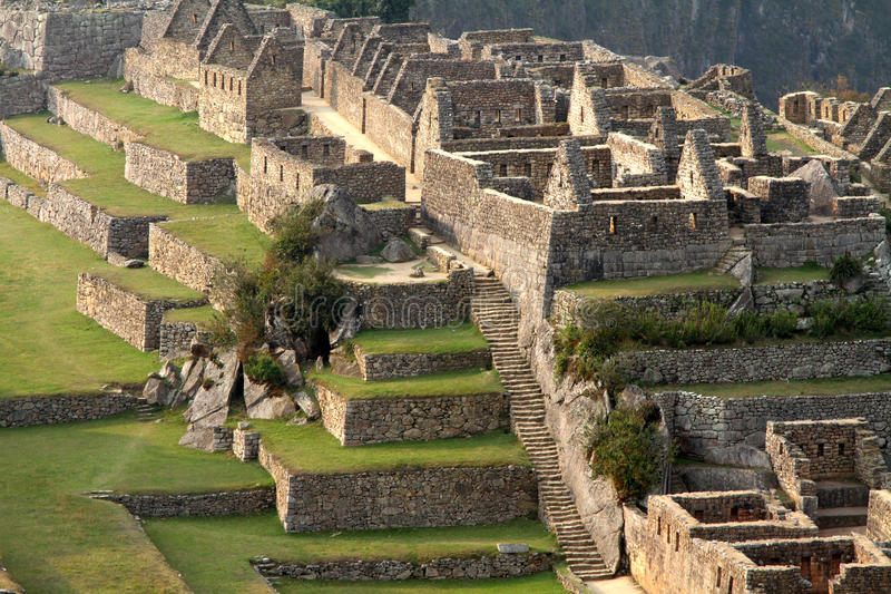 Machu Picchu (Peru) royalty free stock image