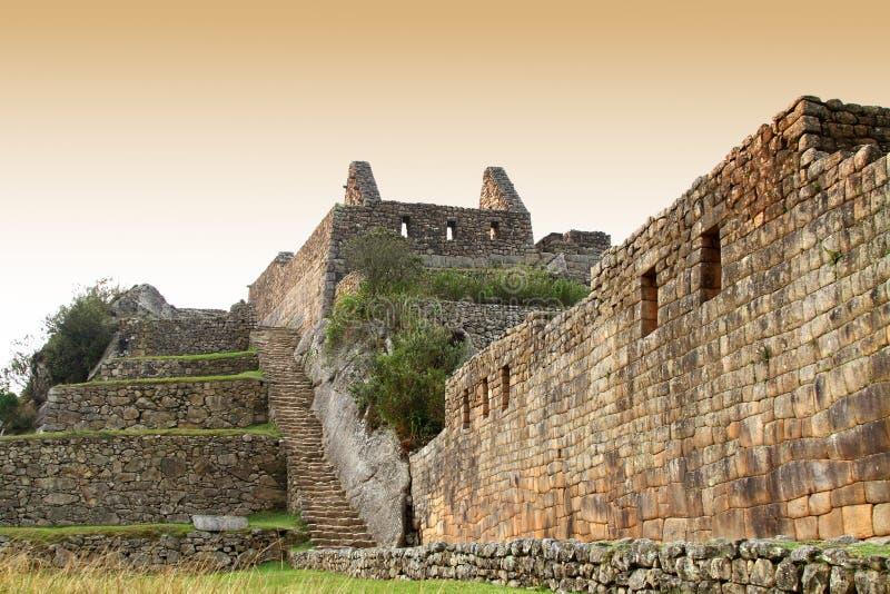 Machu Picchu (Peru) royalty free stock image