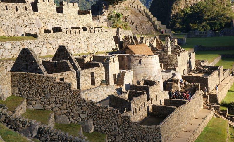 Machu Picchu, Peru lizenzfreies stockfoto