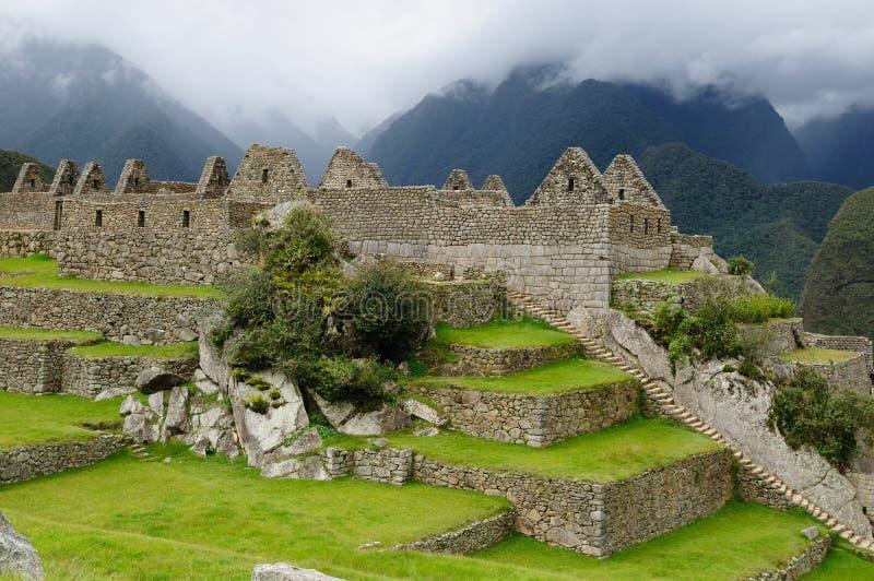 Machu Picchu, Peru royalty-vrije stock fotografie