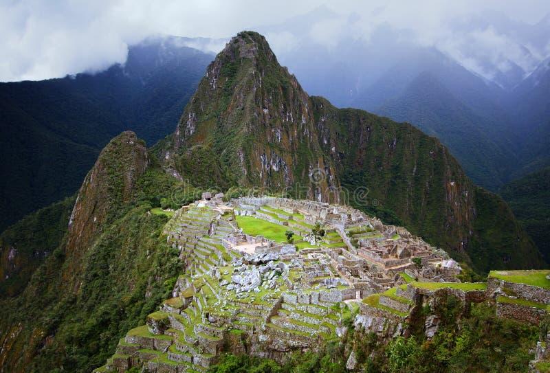 Download Machu Picchu in Peru stock photo. Image of adventure - 27322824