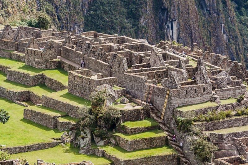 Machu Picchu Peru foto de stock