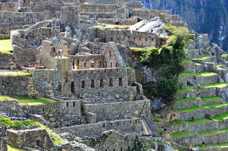 Machu Picchu, Peru royalty-vrije stock foto