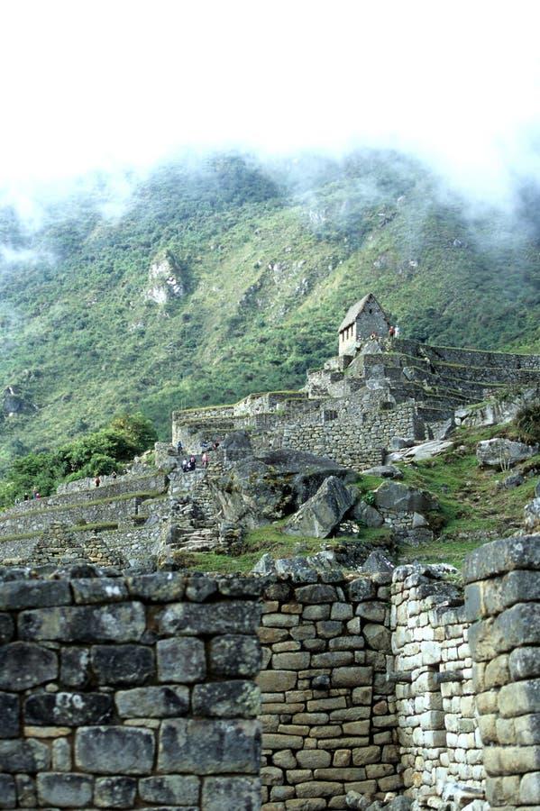 Machu Picchu- Peru fotografia de stock royalty free