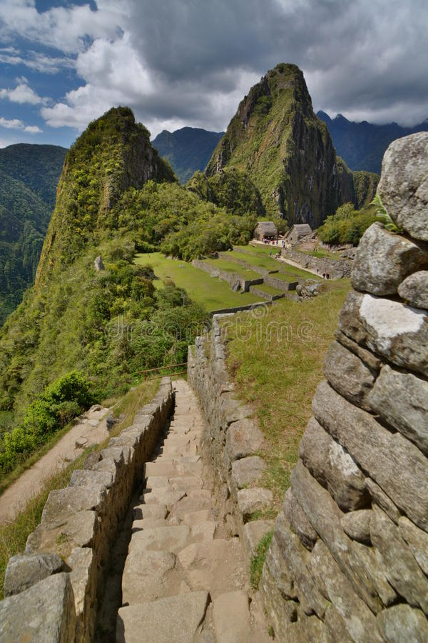 Machu Picchu peru fotos de stock royalty free