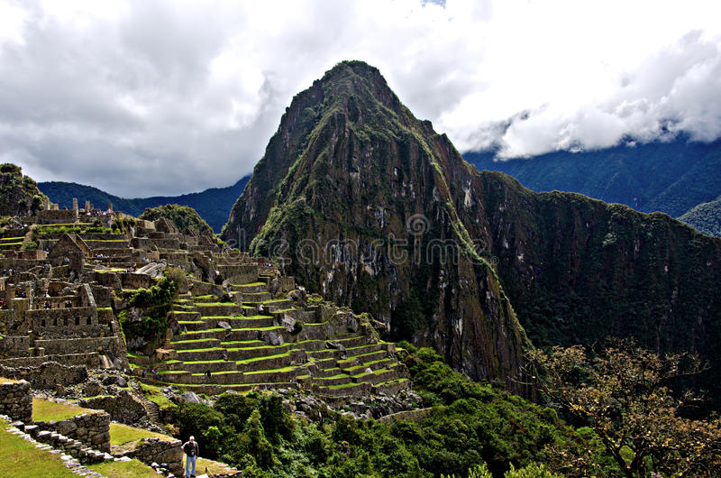 Download Machu Picchu, Peru editorial stock photo. Image of landscape - 43236688