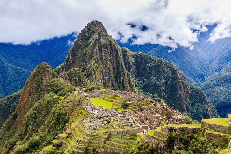 Machu Picchu, Peru. royalty free stock photo