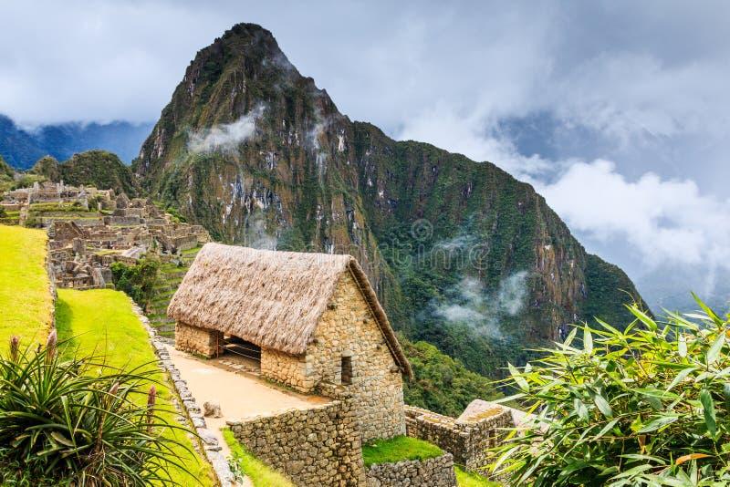 Machu Picchu, Peru. royalty free stock photography