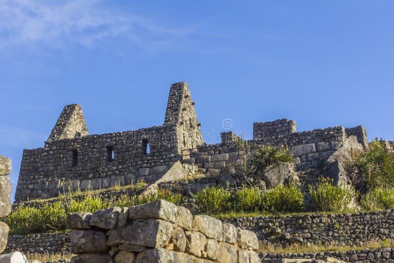 Machu Picchu ruine Cuzco Pérou photos libres de droits