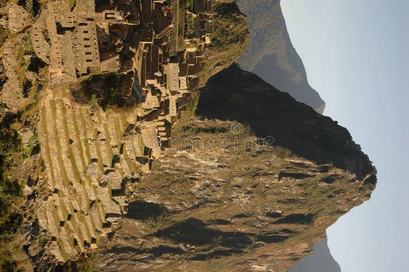 Download Machu Picchu ruins stock image. Image of archeology, peak - 196929
