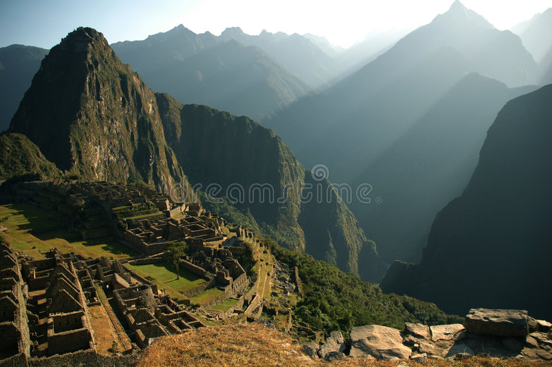 Machu Piccu #2 photographie stock