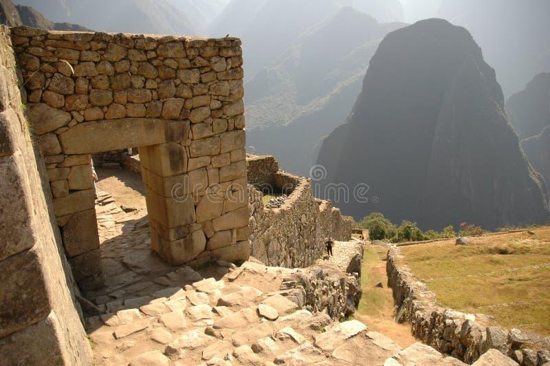 Machu Piccu #3 foto de archivo