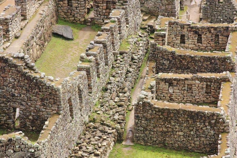 Machu Pichu arkivfoton
