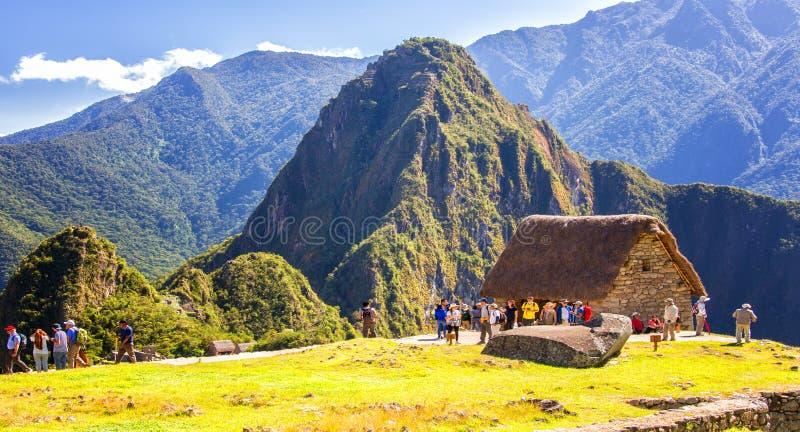 Machu Pichu photo libre de droits