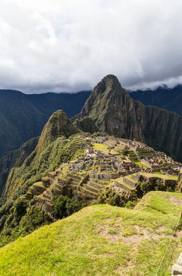 Machu Pichu 2 photo libre de droits