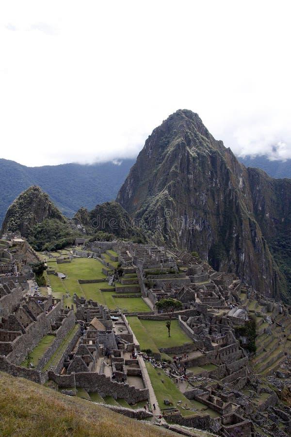 Machu Pichu, Perù fotografia stock